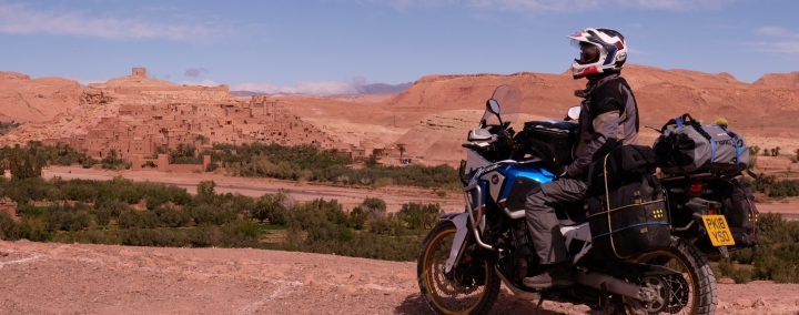 Desert, Kasbah's and the Draa Valley