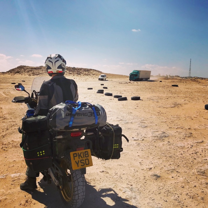 Mauritania Part 1: From No Mans Land to Nouadhibou