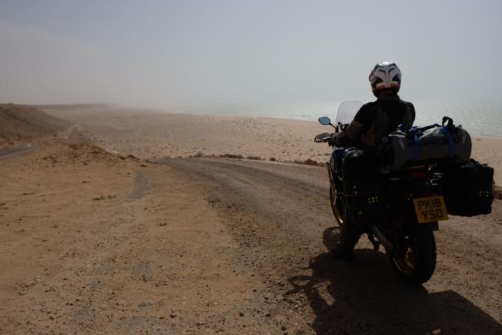 Western Sahara Part 2: Desert campingdisaster