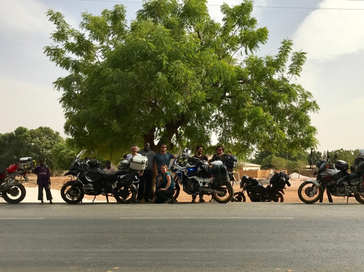 The Gambia Part 1: New friends and bordercrossings
