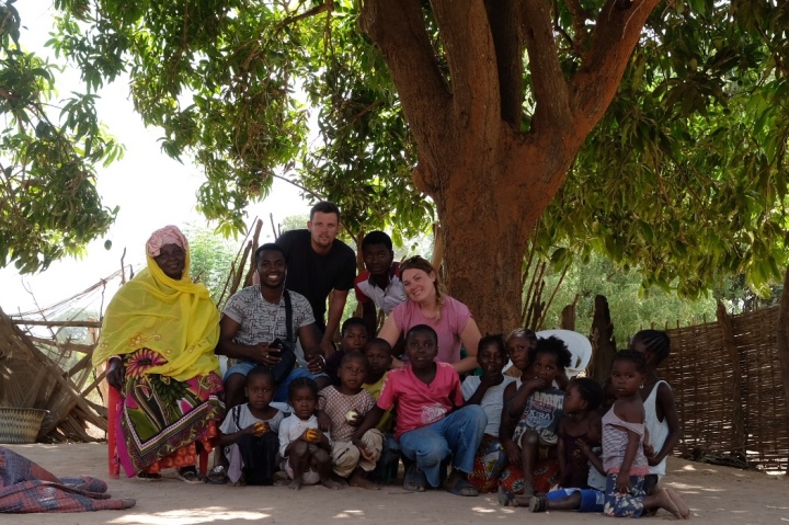 Gambia Part 2: Visiting our friend Ebrima